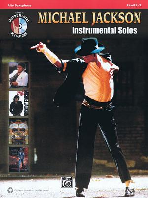 Michael Jackson Instrumental Solos By Alfred Publishing (COR)